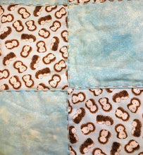 Baby Cot & Lap Quilts