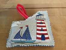Nautical Lavender Bags