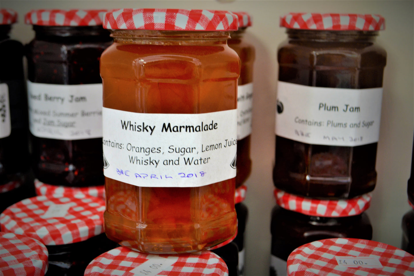 Jams, Chutneys and Marmalade