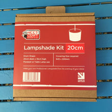 Lampshade & Mini Lantern Kits