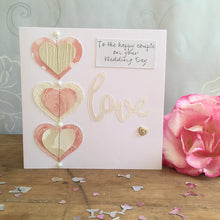 Milly Rufus Handmade Wedding Cards