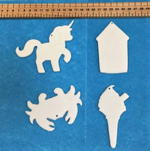 Ceramic Shapes for Painting / Decorating