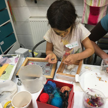 Family Paper Making - 2/6 & 4/8