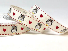 "16mm ""Love"" Decorative Ribbons"