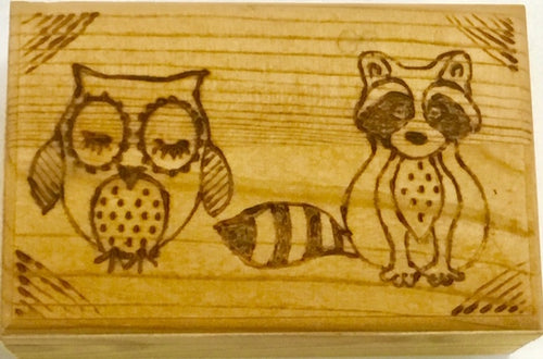 Introduction to Pyrography - 28/7 & 21/9