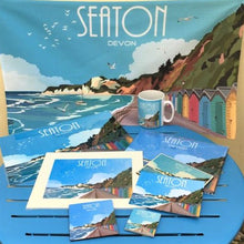 Seaton Retro Seaside Design Range