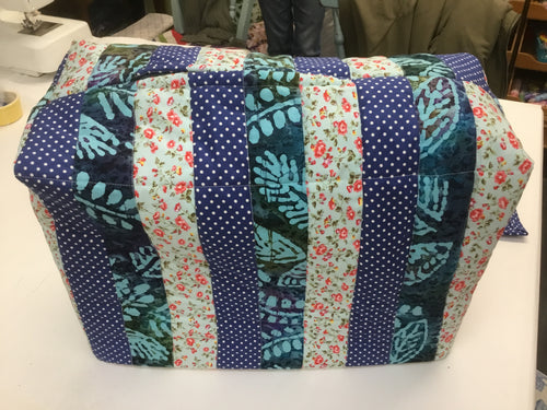 Sew a Sewing Machine Cover - 10/5