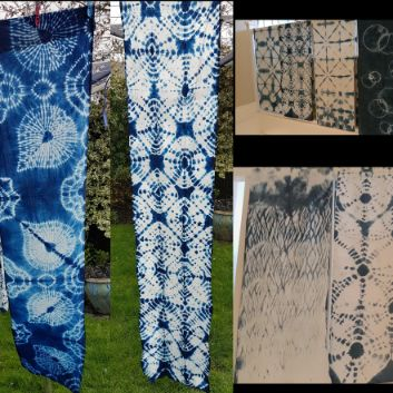 Introduction to Shibori - 7/5 & 11/7