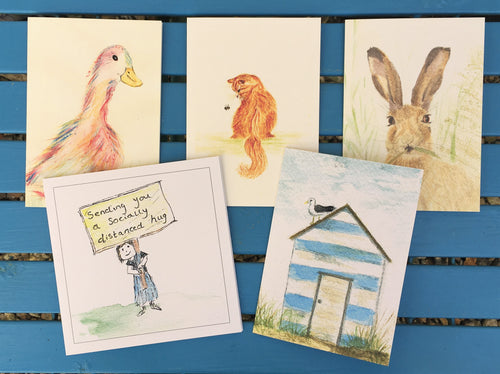 Susie C Greetings Cards