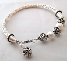 Design and Create a Viking Knit and Beaded Bracelet- 17/7