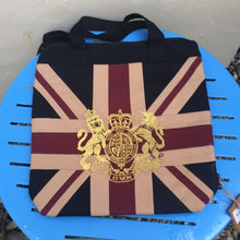 Vintage Union Jack Flag / Throw and Bags