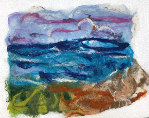 Introduction to Wet Felting -  21/5