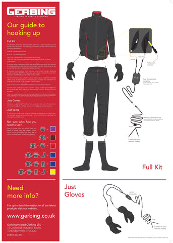 Gerbing Heated Clothing Guide to Hooking Up, Moto65.