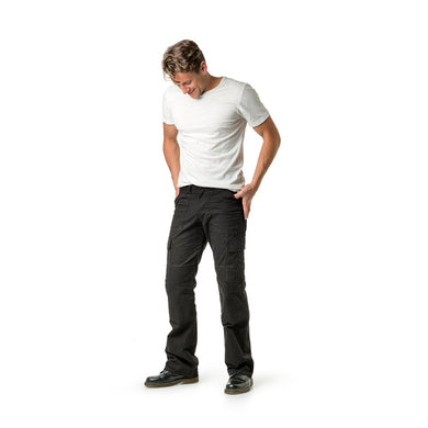 Draggin Jeans Black Cargo Pants, Moto65.