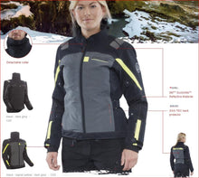 Dane KALSOY Ladies GORE-TEX® Pro Jacket, Moto65.