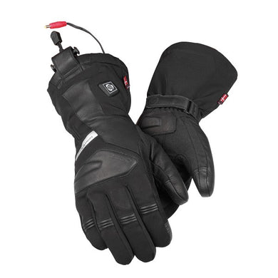 DANE VARME XPR-TEX® Hybrid Heated Gloves, Moto65.