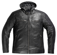 Difi New Orleans Mens Leather Motorcycle Jacket