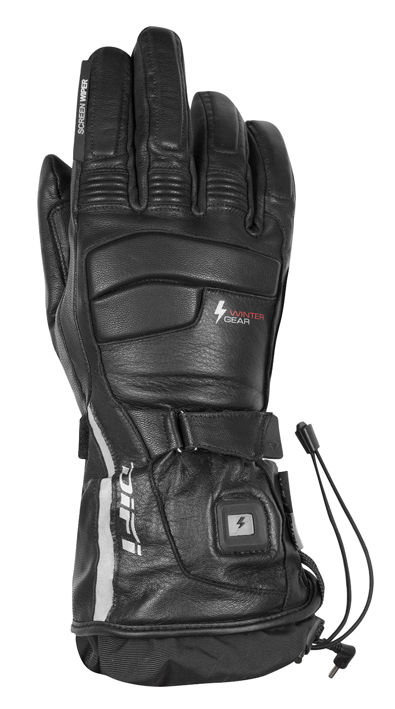 Difi Polaris Aerotex Heated Motorcycle Gloves