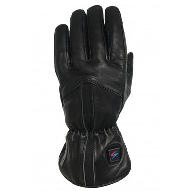 Gerbing GT  Hybrid Heated Motorcycle Gloves with MicroWirePRO® + FREE Nikwax Glove Proof