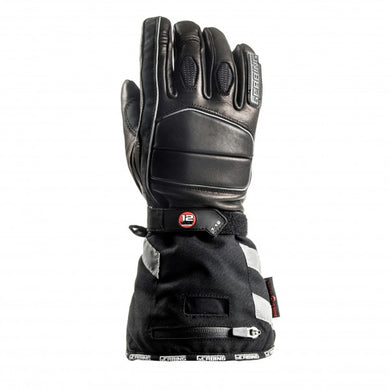 Gerbing T12 Heated Gloves - Hybrid Power, Moto65.