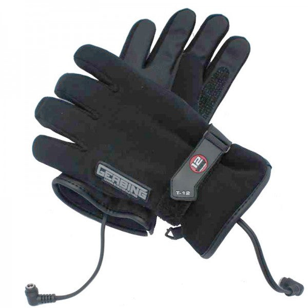 Gerbing TEX12 Textile Heated Gloves, Moto65.