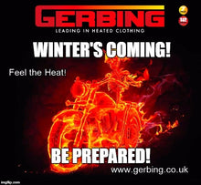 Gerbing W-12 Ladies Heated Hybrid Glove, Moto65.