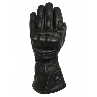 Gerbing XRL Hybrid Heated Motorcycle Gloves with MicroWirePRO® + FREE Nikwax Glove Proof