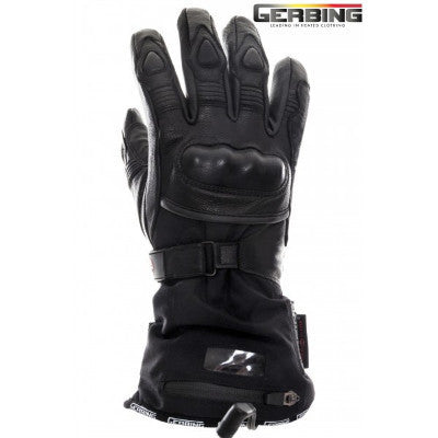 Gerbing XR12 Hybrid Heated Gloves, Moto65.