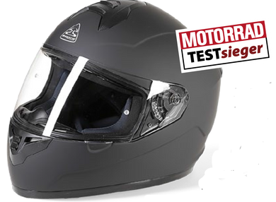 Bayard SP 51 Crash Helmet, Moto65.
