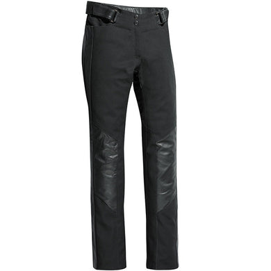 Difi Summer Ladies Textile/Leather Motorcycle Pants, Moto65.