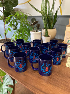Red Lantern Coffee Co. Mugs