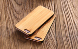 Wooden Case: Bamboo Touch (available for Samsung and iPhone)