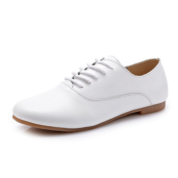 50s Rock A Billy White Tennis Shoes - Ma Penderie Vintage