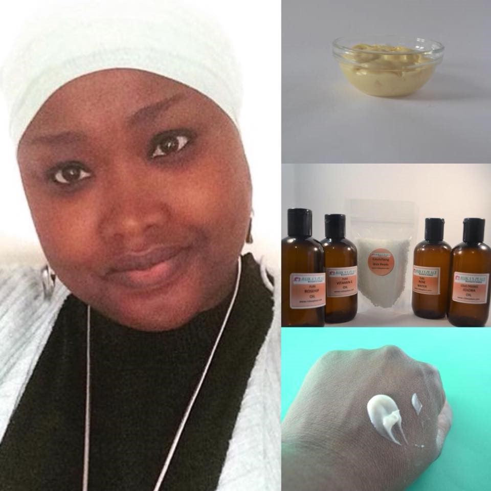 Read about My Journey to DIY Skincare.