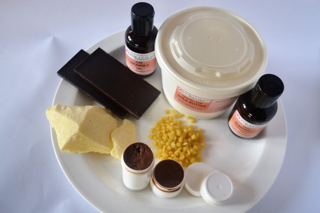 Chocolate Lipbalm Recipe