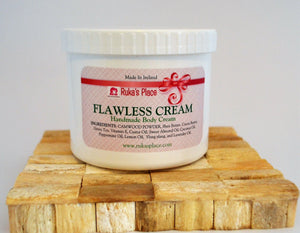 Flawless Body Cream Heals Dry-Skin