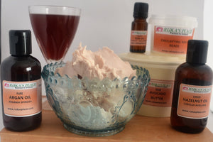 Rose Body Cream Recipe