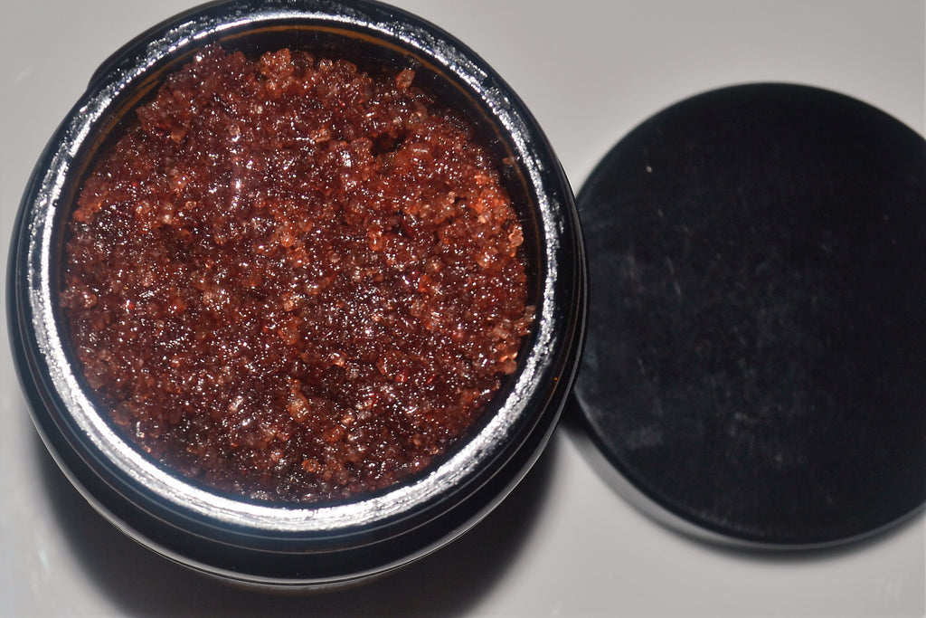 How To Make Camwood Body Scrub