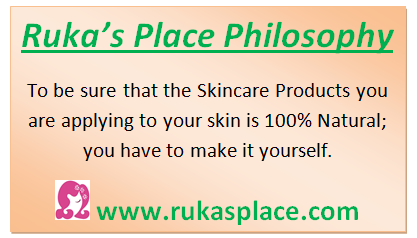MAKE YOUR OWN SKINCARE PRODUCTS!