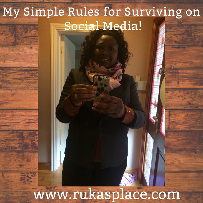 Simple Rules for Surviving on Social Media