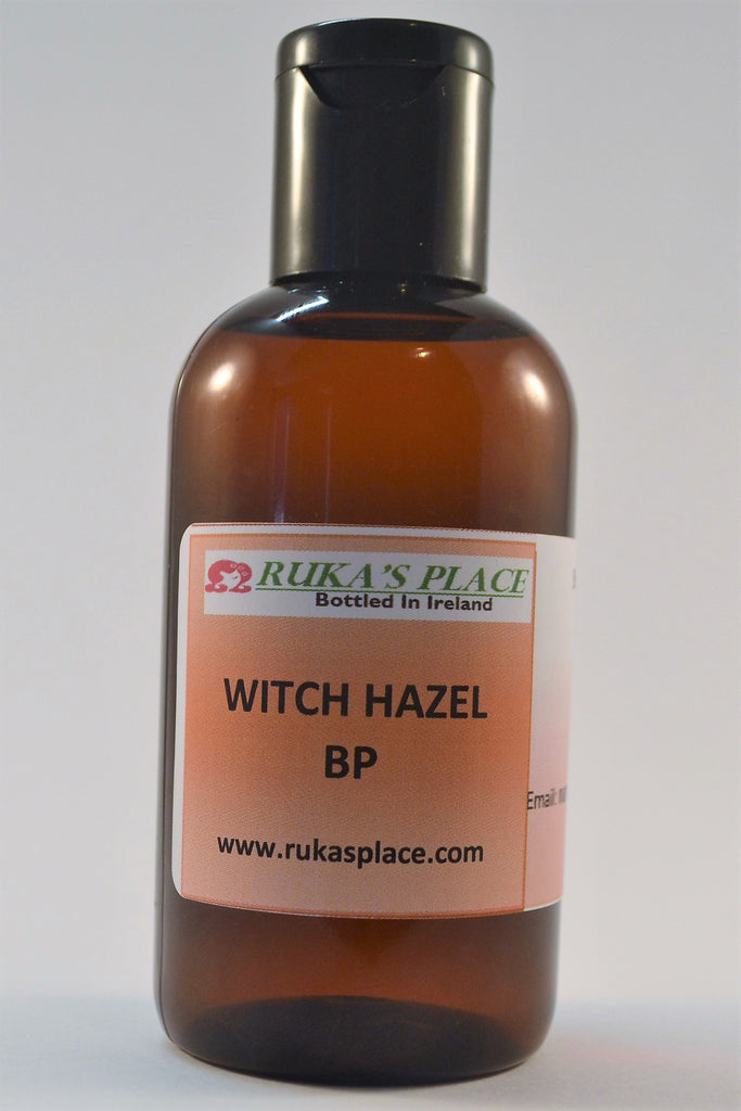 5 Things Witch Hazel can do for you!