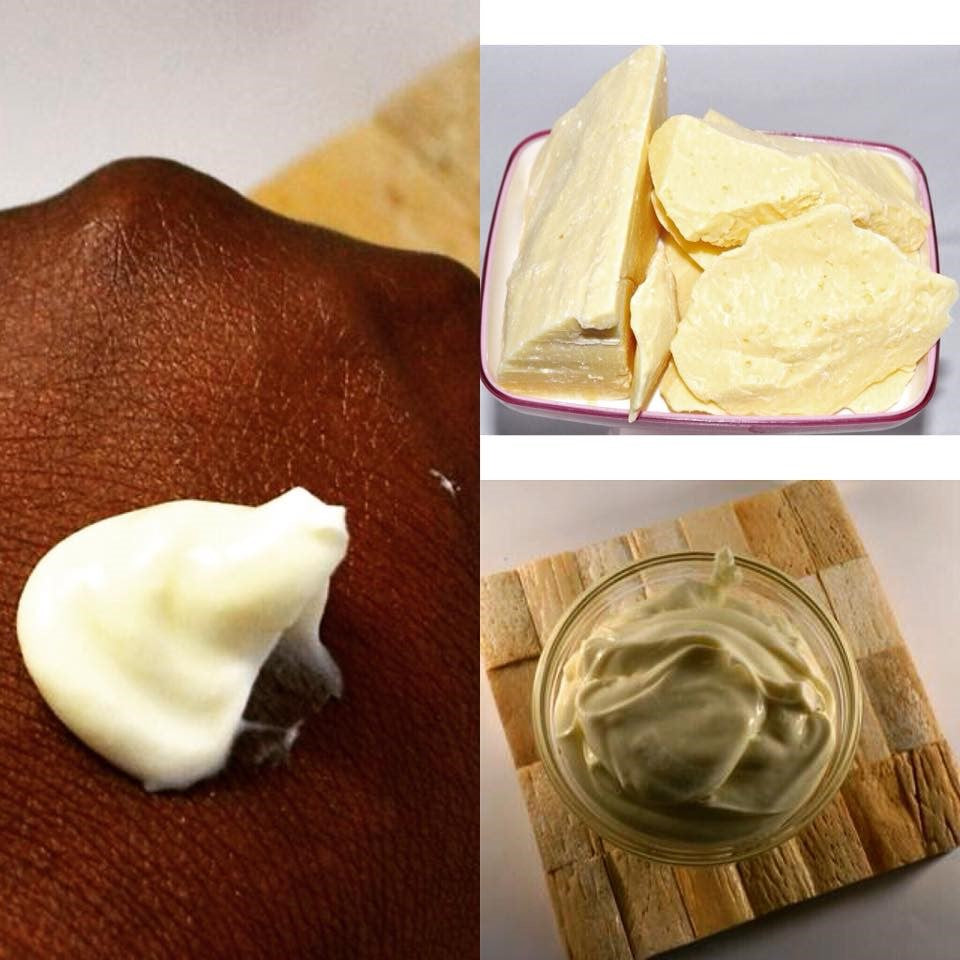 LET'S MAKE COCOA BUTTER BODY CREAM