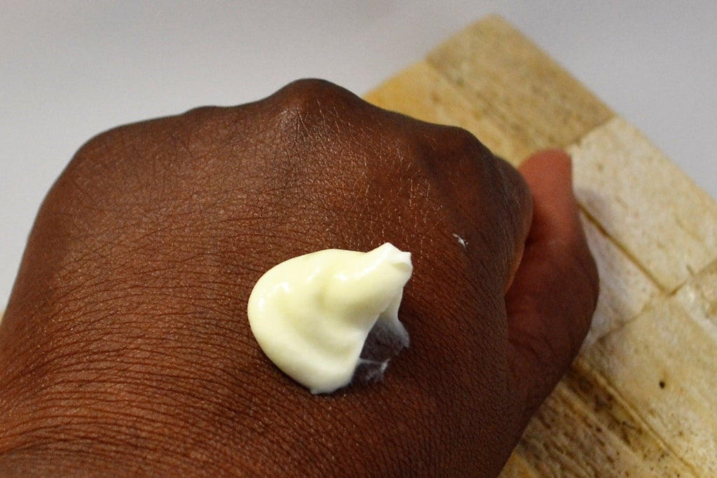 Homemade Cocoa Butter Body Cream