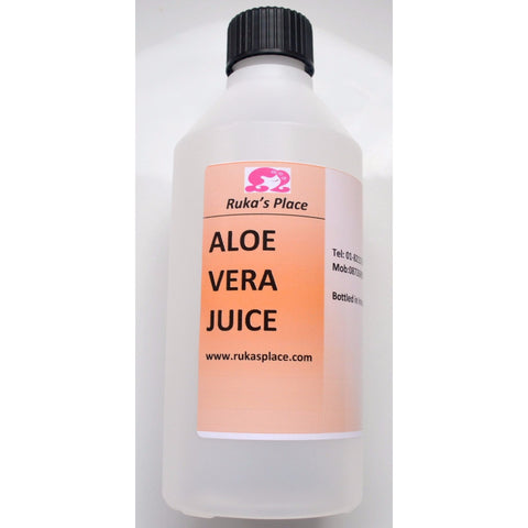 Buy Aloe Vera Juice for Skincare and Hair-Care