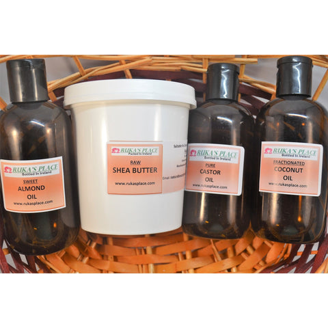 Shea Butter and Natural Oils Special Offer