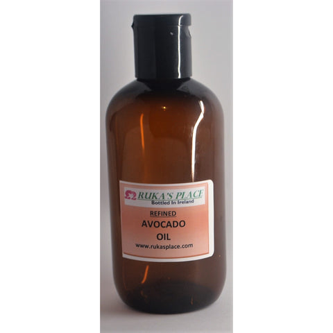Buy Refined Avocado Oil for Healthy Skincare and Hair-Care