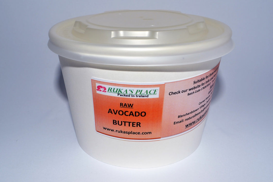 Raw Avocado Butter (1Kg)