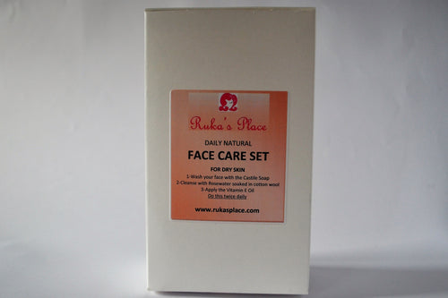 Daily Face-Care Set for Dry Skin