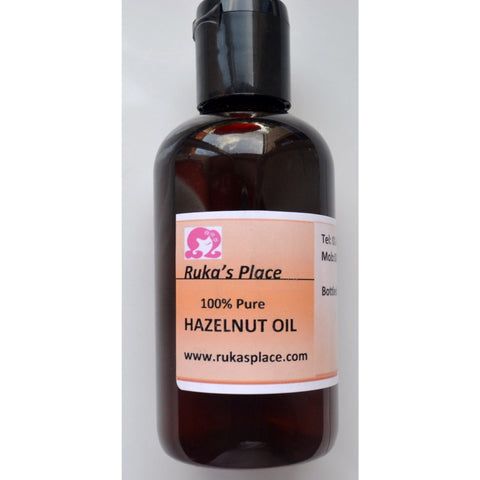 Buy Hazelnut Oil for Healthy Skincare and Hair-Care