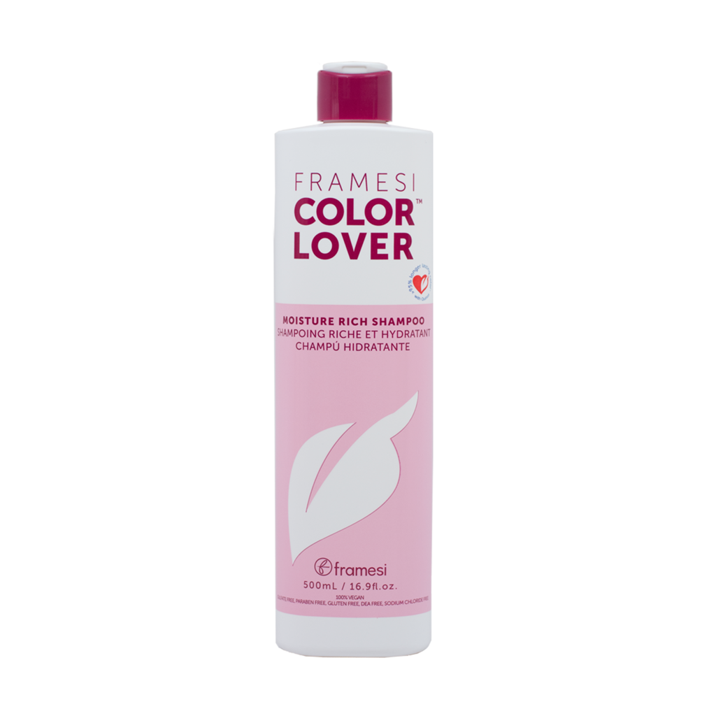 Framesi Color Lover Moisture Rich Shampoo 16.9 fl oz
